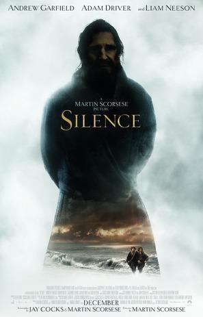 Silence - Movie Poster (thumbnail)