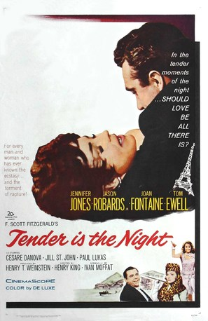 Tender Is the Night - Movie Poster (thumbnail)