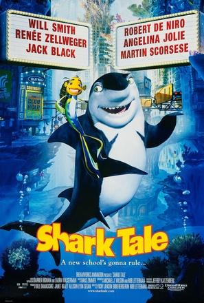 Shark Tale - Movie Poster (thumbnail)
