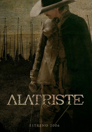 Alatriste - Spanish Movie Poster (thumbnail)