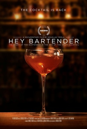 Hey Bartender - Theatrical poster (thumbnail)