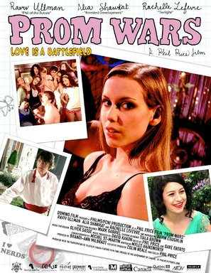 Prom Wars - Canadian Movie Poster (thumbnail)