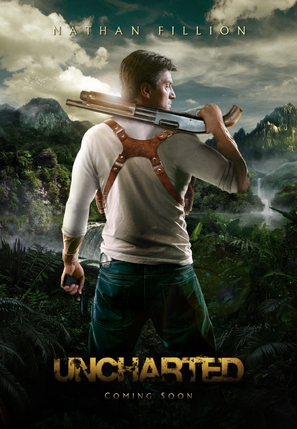 Uncharted: Drake's Fortune - poster (thumbnail)