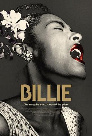 Billie - British Movie Poster (thumbnail)