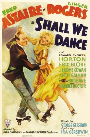 Shall We Dance - Movie Poster (thumbnail)