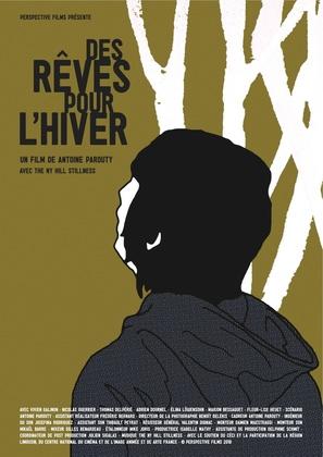 Des rêves pour l'hiver - French Movie Poster (thumbnail)