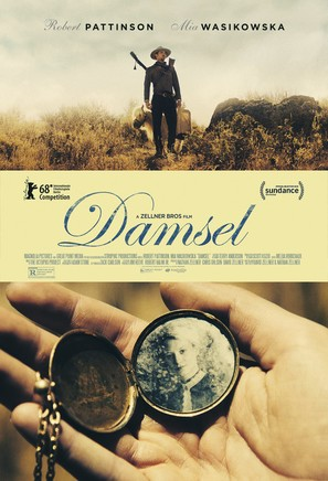 Damsel - Movie Poster (thumbnail)