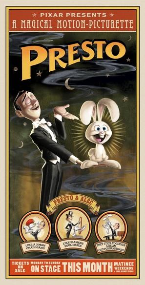Presto - Movie Poster (thumbnail)