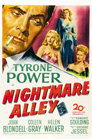 Nightmare Alley - Movie Poster (thumbnail)