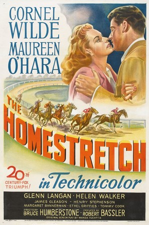 The Homestretch - Movie Poster (thumbnail)