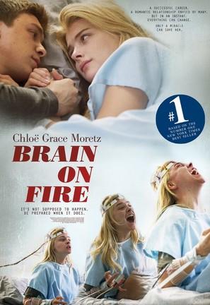 Brain on Fire - Philippine Movie Poster (thumbnail)