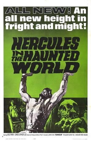 Ercole al centro della terra - Movie Poster (thumbnail)