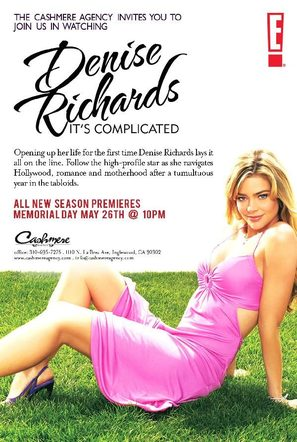 """Denise Richards: It's Complicated"" - Movie Poster (thumbnail)"