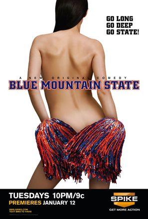 """Blue Mountain State"" - Movie Poster (thumbnail)"
