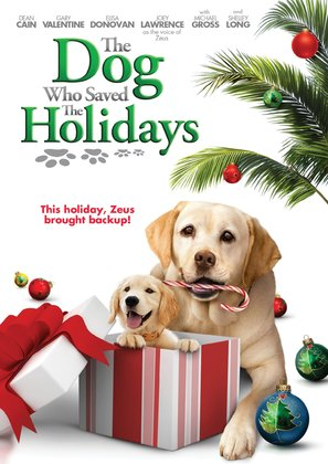 The Dog Who Saved the Holidays - DVD movie cover (thumbnail)