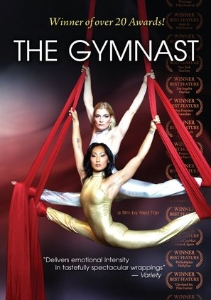 The Gymnast - DVD cover (thumbnail)