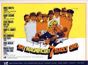 The Magnificent Seven Deadly Sins - Movie Poster (thumbnail)