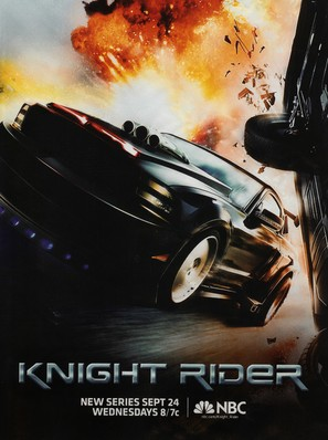 """Knight Rider"" - Movie Poster (thumbnail)"
