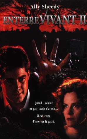 Buried Alive II - French VHS movie cover (thumbnail)
