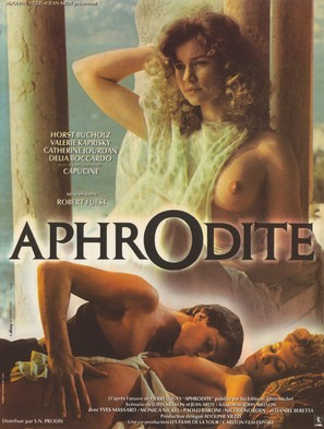 Aphrodite - French Movie Poster (thumbnail)