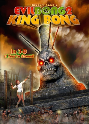 Evil Bong II: King Bong - Movie Poster (thumbnail)