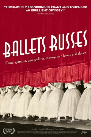 Ballets russes - Movie Poster (thumbnail)