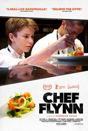 Chef Flynn - Movie Poster (thumbnail)
