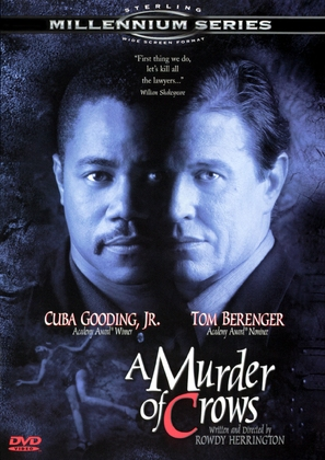 A Murder of Crows - DVD cover (thumbnail)