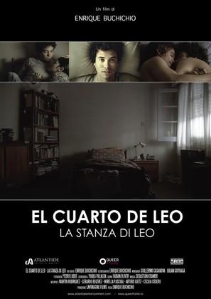 El cuarto de Leo - Italian Movie Poster (thumbnail)