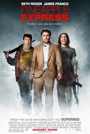 Pineapple Express - Movie Poster (thumbnail)