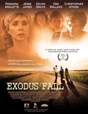 Exodus Fall - Movie Poster (thumbnail)