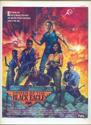 The Order of the Black Eagle - Movie Poster (thumbnail)