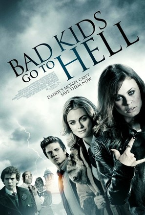 Bad Kids Go to Hell - Movie Poster (thumbnail)