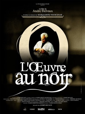 L'oeuvre au noir - French Movie Poster (thumbnail)