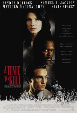 A Time to Kill - Movie Poster (thumbnail)