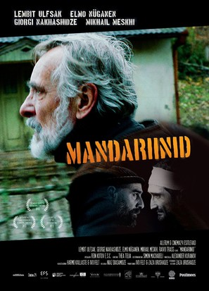 Mandariinid - Estonian Movie Poster (thumbnail)