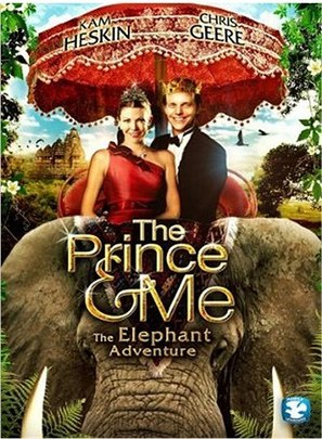 The Prince and Me 4 - DVD cover (thumbnail)