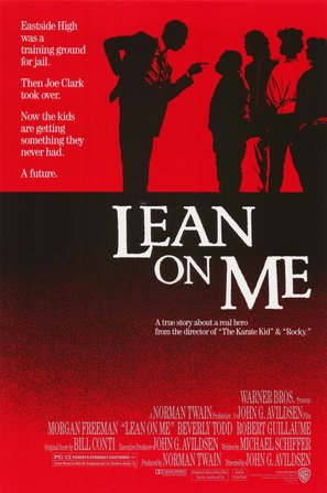 Lean on Me - Movie Poster (thumbnail)