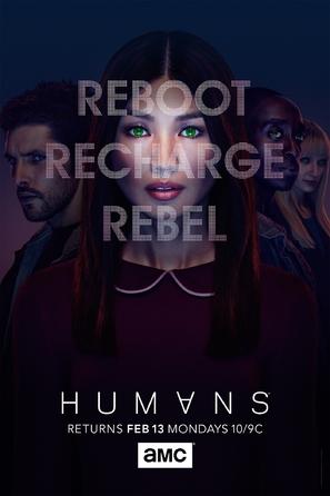 """Humans"" - Movie Poster (thumbnail)"