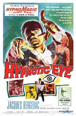 The Hypnotic Eye - Movie Poster (thumbnail)