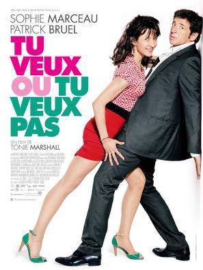 Tu veux ou tu veux pas - French Movie Poster (thumbnail)