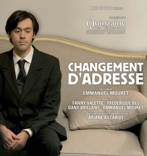 Changement d'adresse - French Movie Poster (thumbnail)