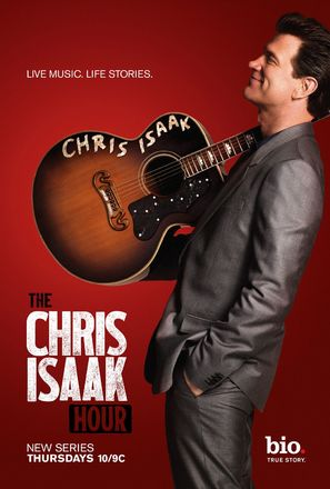 """The Chris Isaak Hour"" - Movie Poster (thumbnail)"