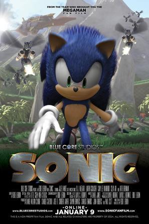 Sonic - Movie Poster (thumbnail)