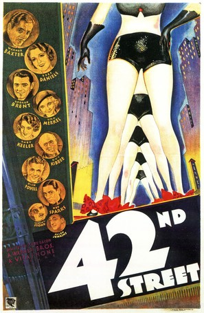 42nd Street - Movie Poster (thumbnail)