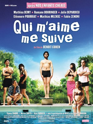 Qui m'aime me suive - French Movie Poster (thumbnail)