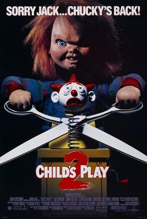 Child's Play 2 - Movie Poster (thumbnail)