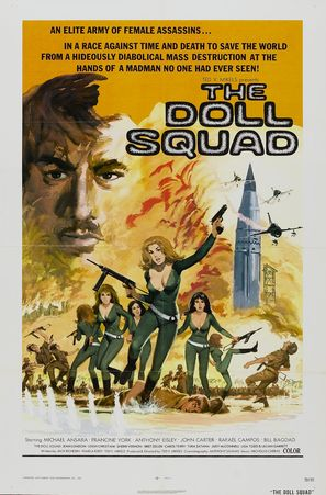The Doll Squad - Movie Poster (thumbnail)