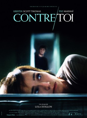 Contre toi - French Movie Poster (thumbnail)