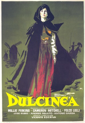 Dulcinea - Spanish Movie Poster (thumbnail)
